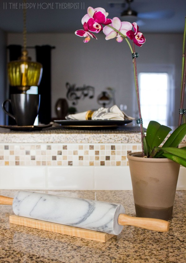 Details of my townhome kitchen after renovations. | The Happy Home Therapist