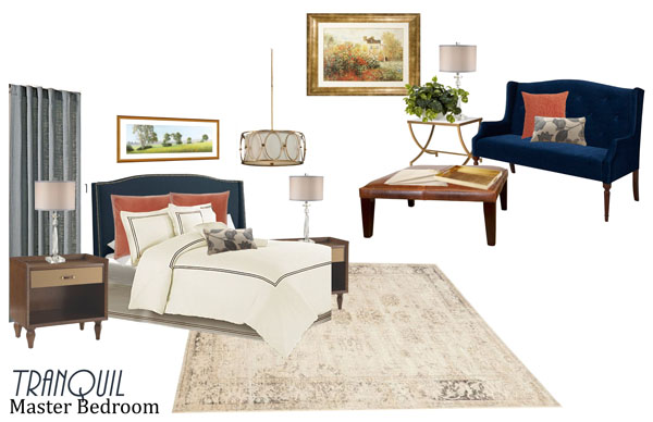My sample project used to apply as a designer for Laurel & Wolf. | The Happy Home Therapist