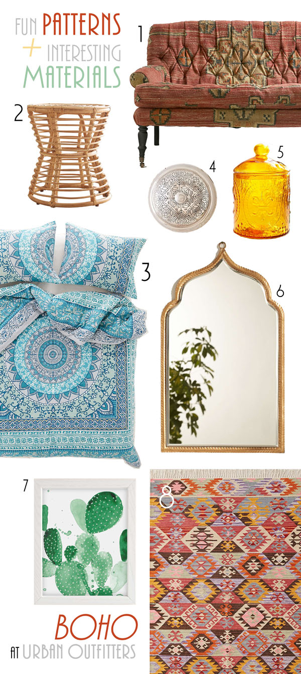 Boho Home Goods At Urban Outfitters The Happy Home Therapist